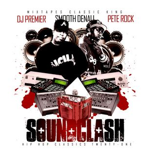 SOUNDCLASH PRODUCERS EDITION PETE ROCK VS DJ PREMIER MIX
