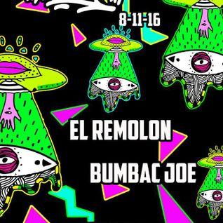 La Selva Radioshow - 08.11.2016: BUMBAC JOE & EL REMOLON