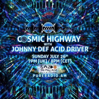 Cosmic Highway_26JUL2015 @ Pure Radio Holland