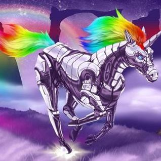Revenge Of The Robot Unicorns Italo Disco Electro House Mix - DJ J'Adore Jean