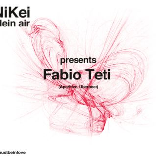 plein air presents Fabio Teti