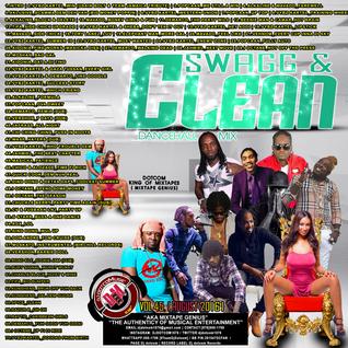 DJ DOTCOM_SWAGG & CLEAN_DANCEHALL_MIX_VOL.45 (AUGUST - 2016)