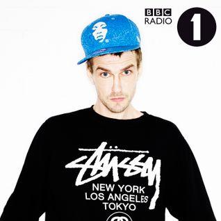 Erb N Dub - Friction BBC Radio One Guest Mix 11/10/16