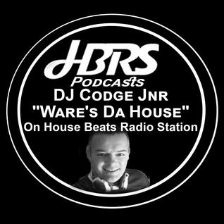 DJ Codge Jnr Presents Ware's Da House Show Live On HBRS 16-09-16