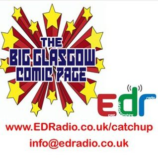 Big Glasgow Comic Page #5