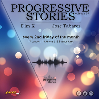 Jose Tabarez - Progressive Stories 039 [Apr 08 2016] on Pure.Fm