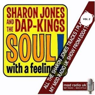 Sharon Jones at Mod Radio UK (Vol 2)