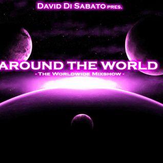 """David Di Sabato pres. """"Around The World"""" [Episode #020] - The Mixshow"""