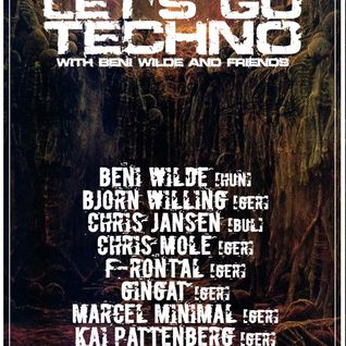 Let's Go Techno With Beni Wilde & Friends | Episode 15 - Chris Mole