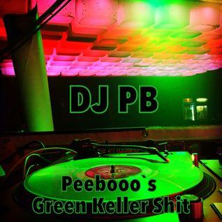 Peebooo`s Green Keller Shit