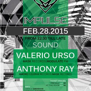 Valerio Urso @ Impulse #04 28-02-2015