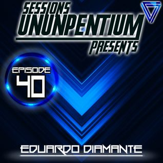 Ununpentium Sessions Episode 40 [ More Bass Radio Residency ]
