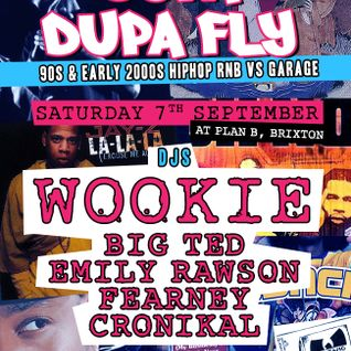 Wookie mix for Supa Dupa Fly 07.09.13