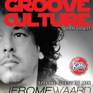 Groove Culture with Guest DJ Jerome Waard  21 09 2013