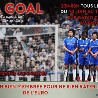 La goal - 03/07/2016 - Radio Campus Avignon