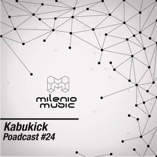 Podcast # 24 for Milenio Music at July 2015