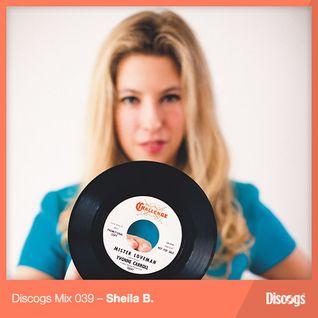 Discogs Mix 39- Sheila B