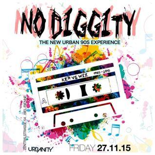 DJ KER & DJ WIZ - NO DIGGITY
