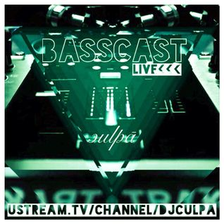 BASSCAST live (USTREAM 21/12/14)