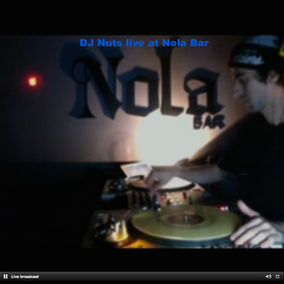 DJ Nuts - live at  Nola Bar 002