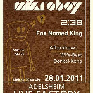 Donkai-Kong at Lucky Rave #4 28-01-11