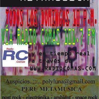 Ep. 15 PERÚ METAMÚSICA