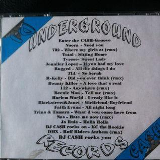 DJ Cash Underground Mix Vol. 7 (1999) HipHop R&B