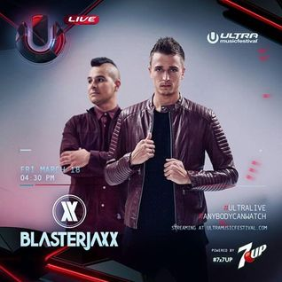 Blasterjaxx - Live @ Ultra Music Festival 2016 (Free Download)