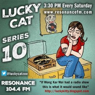 Lucky Cat - 4th July 2015