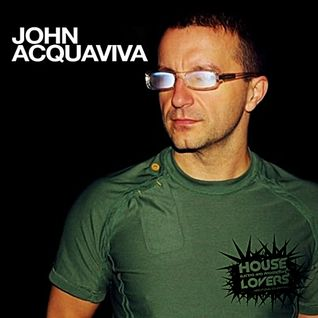 HEPLovers Podcast : Guest Mix #08 - John Acquaviva