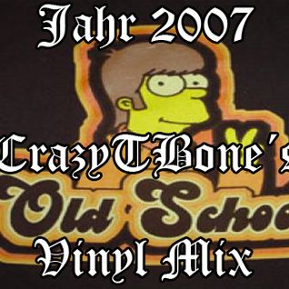 CrazyTBone´s Old School Schranz Vinyl Mix 2007