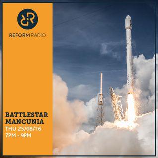Battlestar Mancunia 25th August 2016