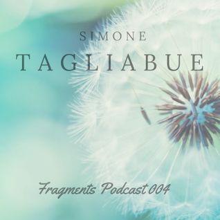 Fragments Podcast 004- Simone Tagliabue