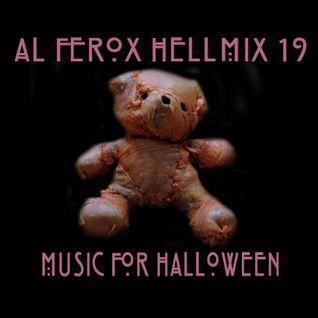 "Al Ferox ""HellMix 19 Music for Halloween"""
