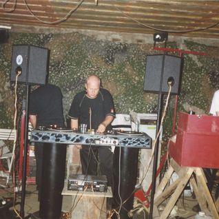BunkerParty Fort Dirks Admiraal Den Helder sept 2000