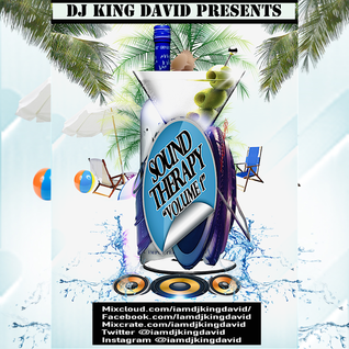 DJ KING DAVID presents SOUND THERAPY - VOLUME 1 ( ISLAND BREEZE)