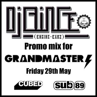 Promo mix for Grandmaster Flash