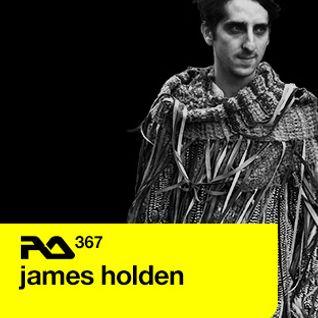 James Holden - Resident Advisor Podcast 367 (10-06-2013)