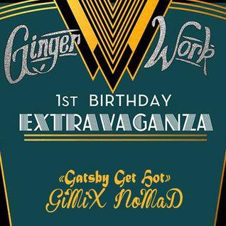 Gatsby Get Hot @Extravaganza 1rst Gingerwork birthday - Hanoi (29/03/2014)