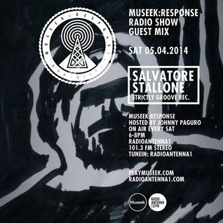 on Radioantenna1 FM 101.3, Museek:Response is back with STRICTLY GROOVE RECORDINGS,