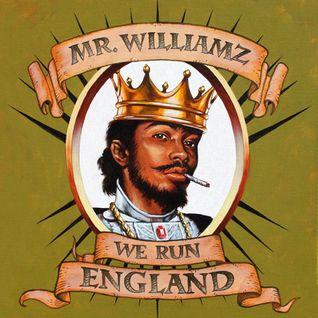 Green Lion Interviews Mr Williamz on WXGR 101.5 FM