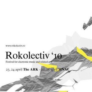 Dj Sprinkles @ Rokolectiv'10 [23.04.2010]