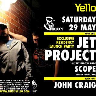 Jet Project - Live @ Yello - May 10