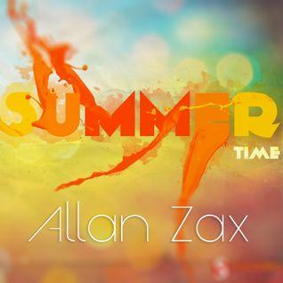 Allan Zax - Summer Time Mix (Deep House)