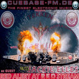 LaBil[l]: TEKKEN@CUEBASE-FM.DE - GIRLZ GOTTA RHYTHM (12. July 2012)