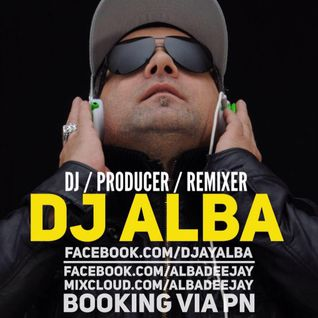 DJ ALBA PRESENTS-AMNESIA ULTRA  MIX 09-2016