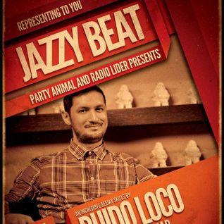Ruido Loco @ Radio Lider 107FM-Jazzy Beat 21.12.12