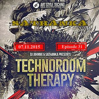 [RADIO SHOW] DJ Johnnx & sAthAnkA Presents TechnoRoom Therapy Ep- 31