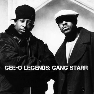 Gee-O Legends: Gang Starr