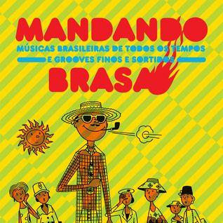 Alquimix's Groovi Brasilis Mixtape